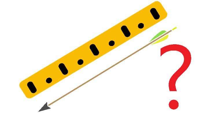 how to determine your arrow length