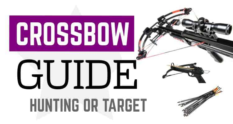 Useful Crossbow Basics For Hunters And Target Shooters Targetcrazy Com