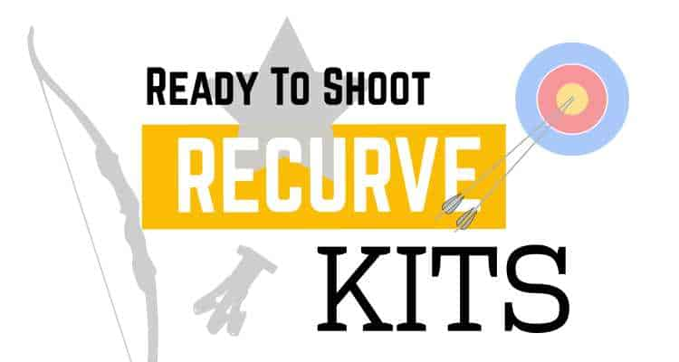 Recurve Bows, Kits and All-In One Packages » targetcrazy com