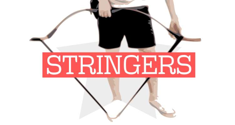 Recurve bow stringers