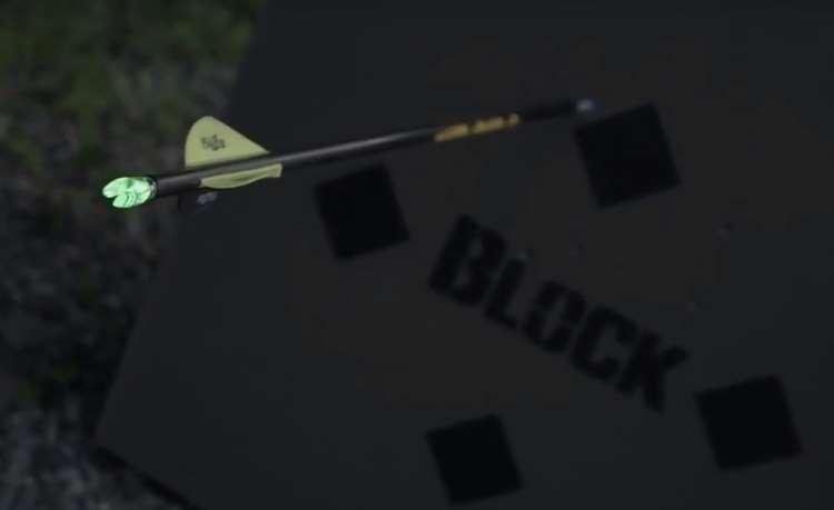 NEW PREDATOR NOCKTURNAL LIGHTED ARCHERY CROSSBOW NOCK 3 PACK KNOCK