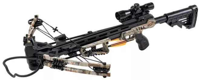 CenterPoint sniper elite whisper